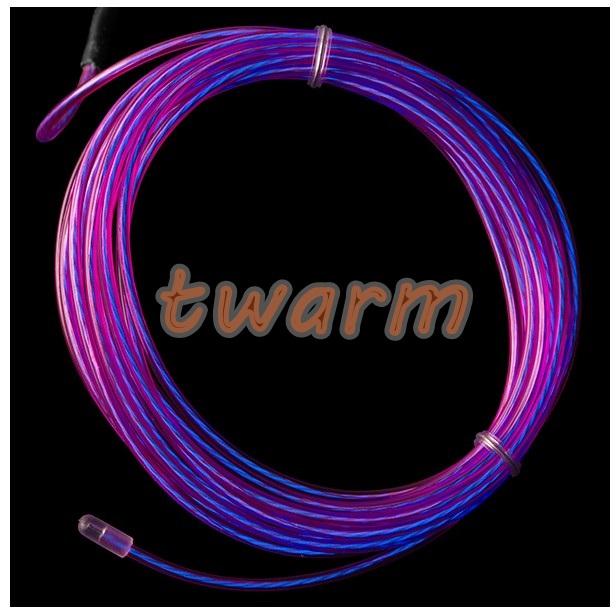 Sparkfun原廠EL Wire - Purple 3m (Chasing)COM-12928